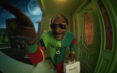 Snoop Dogg a primit 6,5...