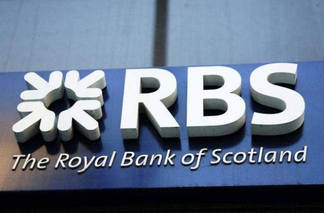 Sanctiune record: RBS a fost amendata cu 612 milioane dolari