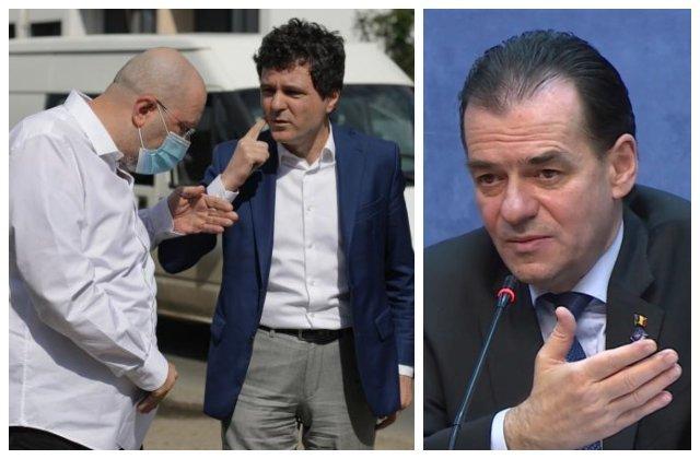 """Orban, după scandalul făcut de Bădulescu: """"Și-au dat foc la valiză!"""""""