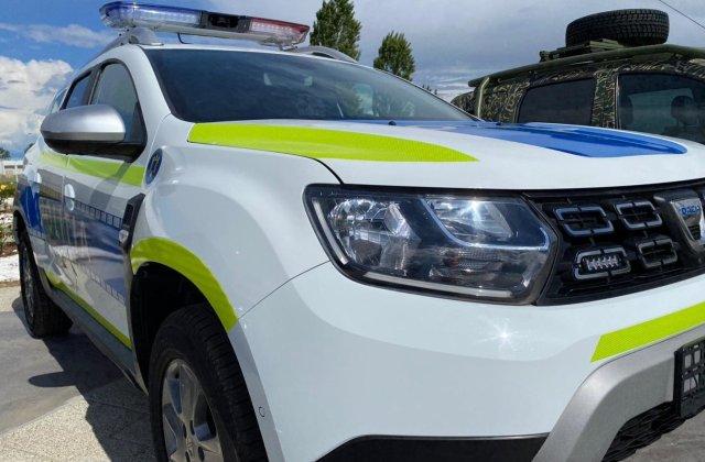 Poliția Română se înnoiește. Cumpără peste 6.700 de Dacia Logan și Duster