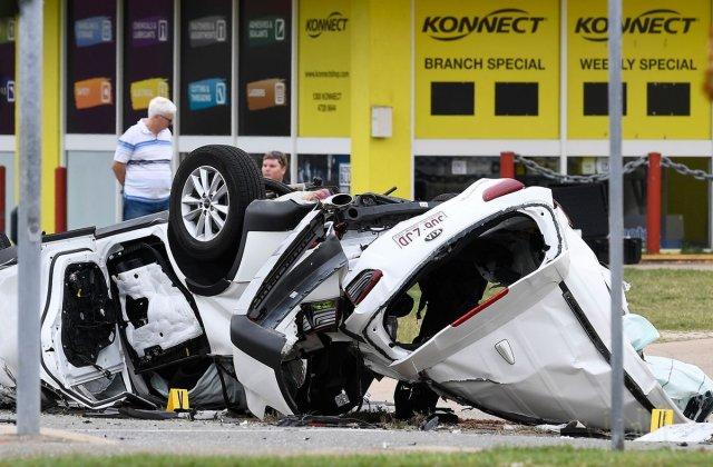 Patru copii au murit într-un accident de circulație. Șoferul avea doar 14 ani
