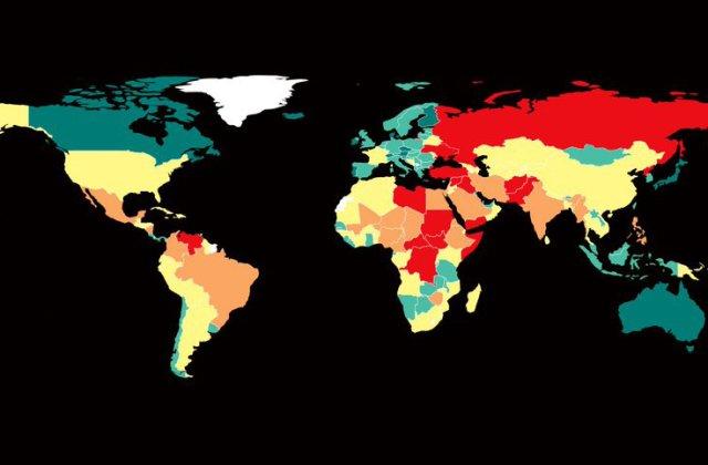 Indexul Global al Păcii 2020: România urcă pe locul 22 în topul celor mai sigure țări din lume