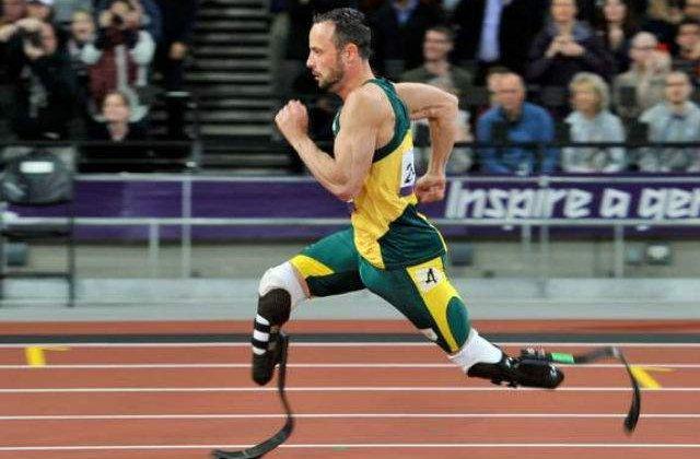 Primul atlet paralimpic din istorie care a participat la JO si-a ucis iubita