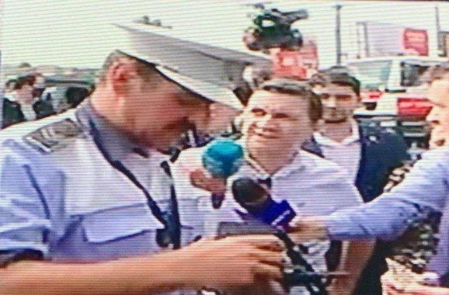 Ciucu, PNL: Polițistul local care l-a șicanat pe Nicușor Dan, condamnat pentru luare de mită