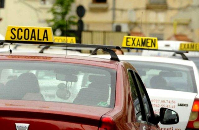 Un bărbat din Brăila s-a dus beat la proba practică a examenului pentru permis