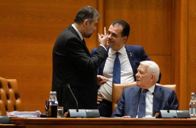 """Ciolacu, către Orban: """"Poate noi, politicienii, mai mințim, dar cifrele niciodată nu mint"""""""