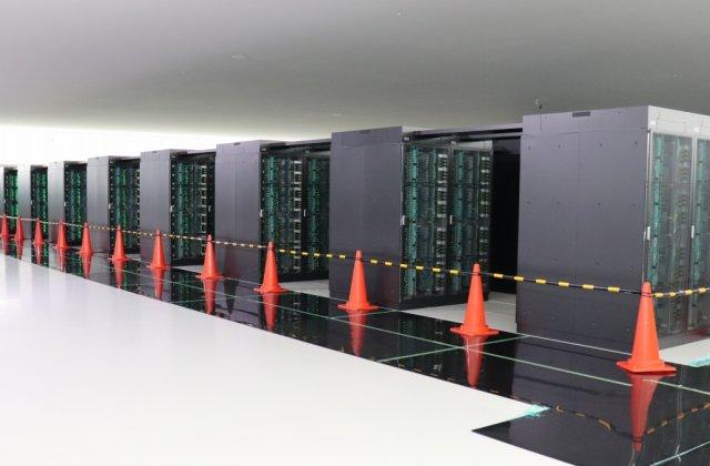 Japonezii au cel mai rapid supercomputer din lume. Face 415.000.000.000.000.000 de calcule/ secundă