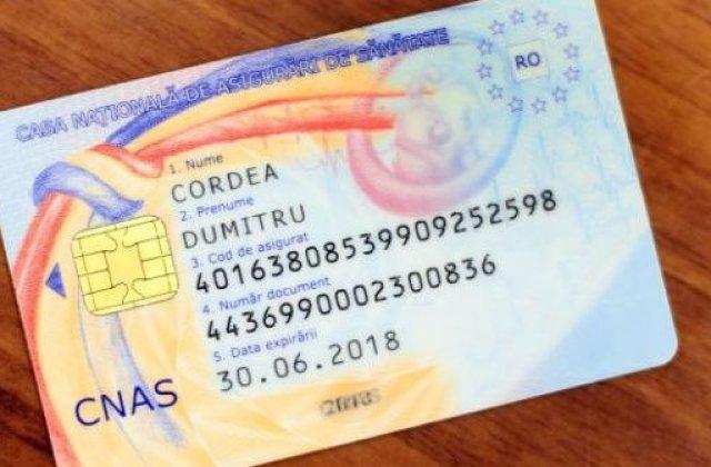Anunț oficial CNAS: Valabilitatea cardurilor de sănătate a fost prelungită cu 7 ani