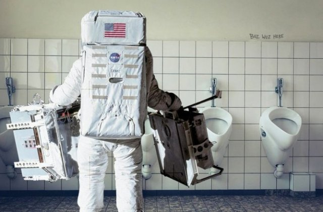 NASA oferă zeci de mii de dolari pentru cel mai bun design de toaletă pentru Lună