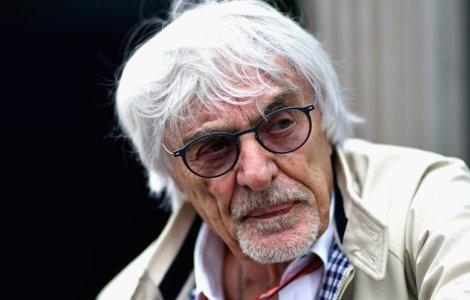 Fostul boss al F1, declarații controversate: Negrii sunt mai...
