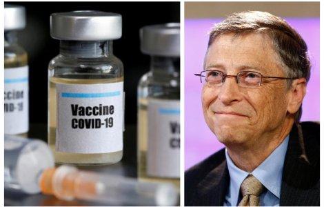 Bill Gates a anunțat când va fi gata vaccinul pentru Covid-19