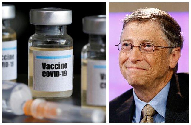 """Bill Gates a anunțat când va fi gata vaccinul pentru Covid-19: """"Până la 80% din populație îl va face"""""""