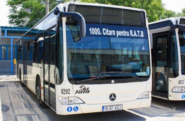 STB vrea să modernizeze autobuzele vechi: unele vor funcționa cu gaz, altele devin troleibuze