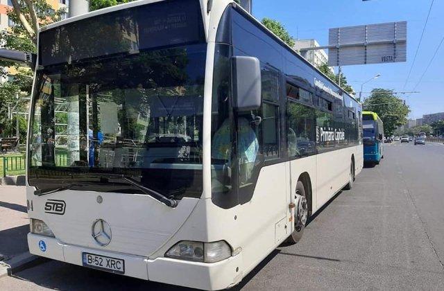 Veste proastă pentru bucureșteni: Autobuzele vor circula fără aer condiționat