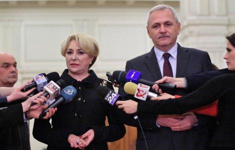 """Viorica Dăncilă: """"Eram premierul României, nu sluga lui Dragnea"""""""