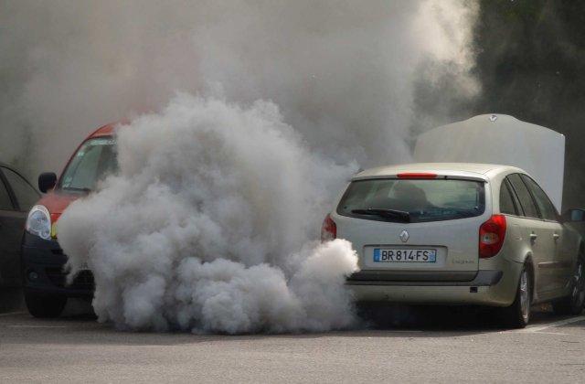 Amenzi de până la 11,4 miliarde de euro pentru producătorii auto ce depășesc normele de poluare