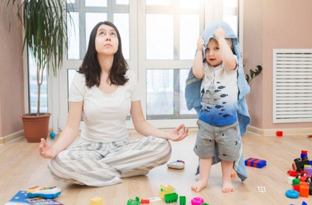 Meseria de părinte e cea mai grea. 10 imagini care demonstrează că părinții au nevoie de nervi de oțel