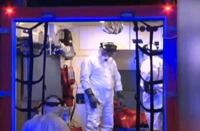 Patru persoane din Botoșani, vindecate de Covid-19, s-au reinfectat cu virusul