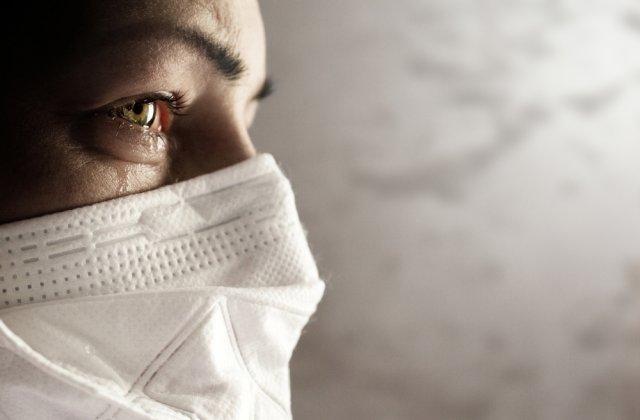 Un nou RECORD NEGATIV în România: 614 infectări în ultimele 24 de ore