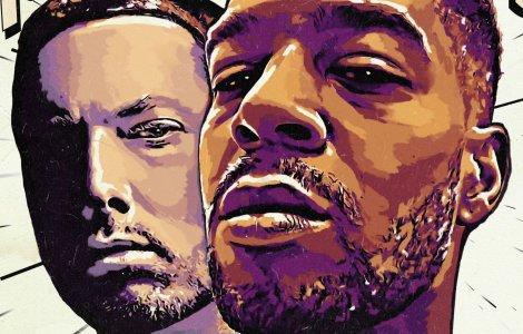 Eminem a lansat o piesă în care îi critică pe cei care nu poartă mască