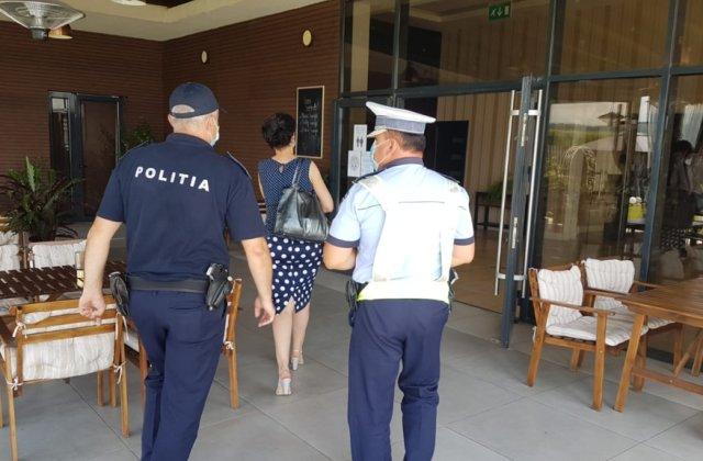 """Jandarmii au întrerupt distracția de la terase: """"Ce e ăla, Covidu sau cum se numea, că l-am și uitat"""""""