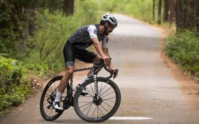 Ciclistul care a doborât...