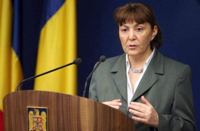 """Monica Macovei candideaza la presedintia PDL: Motiunea se numeste """"Reformistii"""""""