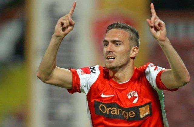 "Alexe, eroul ""cainilor rosii"": Dinamo - FC Brasov 2-1"