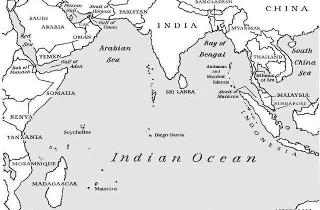 Urme ale unui continent stravechi, descoperite pe fundul Oceanului Indian
