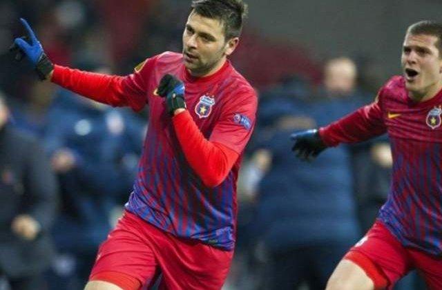 O noua victorie pentru ros-albastri: Universitatea Cluj - Steaua 0-1