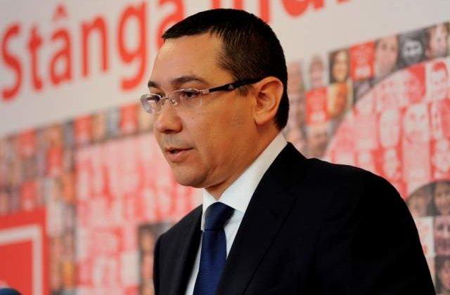 Ponta: Am discutat cu Basescu inainte sa-l propun pe Fenechiu, el a semnat decretul