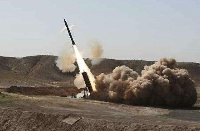 O racheta lansata din Fasia Gaza a explodat in Israel