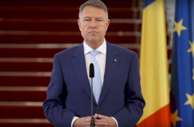 Iohannis: Dacă PSD nu votează legea carantinei, va fi vinovat de morții de coronavirus
