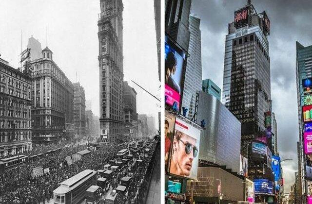 10 imagini care îți arată cât de mult s-a schimbat lumea în ultimii 100 de ani