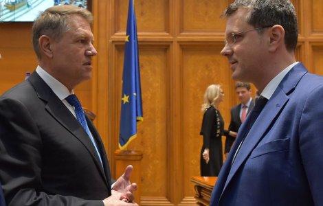 Vicepreședintele USR îi cere lui Iohannis amânarea alegerilor