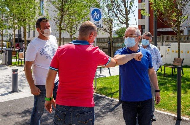 FOTO Prima stradă smart din România a fost finalizată. Unde se află aceasta