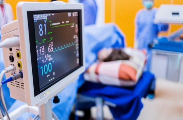Situație critică în București: Spitalele COVID-19 au rămas fără locuri la Terapie Intensivă