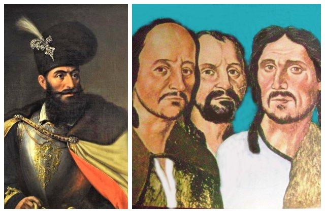 Mihai VIteazul, Horea, Cloșca și Crișan au devenit martiri și eroi ai națiunii române