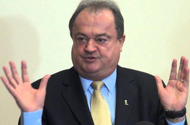 Achitarea lui Vasile Blaga, ANULATĂ. Procesul de corupție va fi rejudecat de la zero