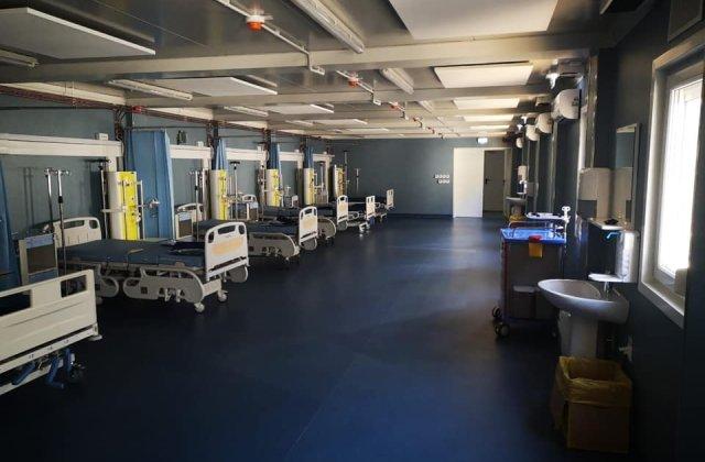 Spitalul construit de Asociaţia Dăruieşte Viaţă NU va putea trata pacienţi cu forme severe COVID-19