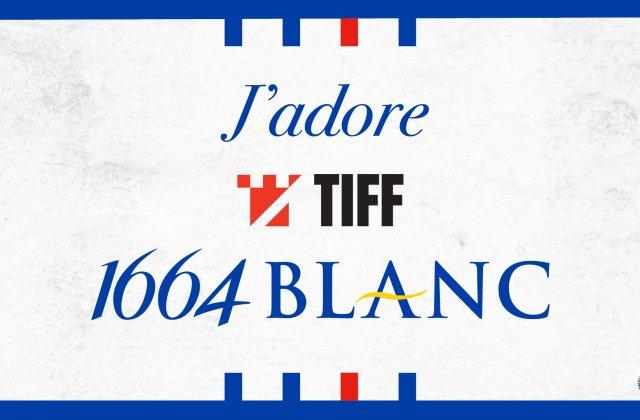 Kronenbourg 1664 Blanc continuă parteneriatul cu TIFF pentru a marca momente de neuitat împreună