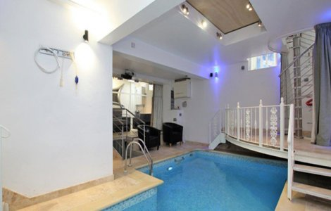 FOTO Cum arată un apartament de 1.5 milioane dolari din Londra....