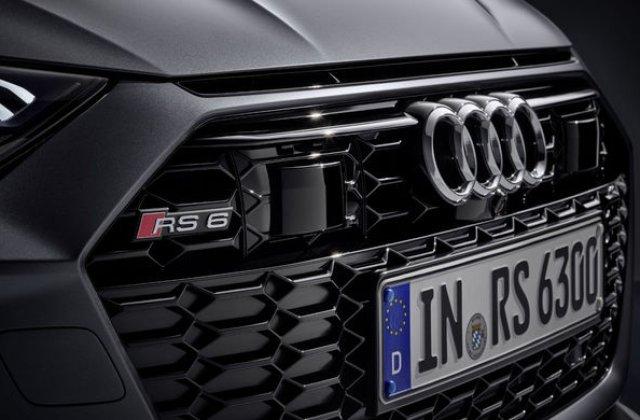 Strategie pentru viitoarea gamă Audi RS: fiecare model de performanță va fi disponibil cu o singură motorizare