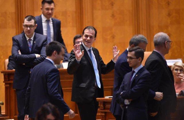 """PSD va depune moțiune de cenzură: """"În august punem STOP haosului PNL!"""""""