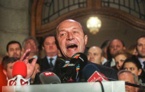 Eugen Tomac anunță că Traian Băsescu va candida la Primăria Capitalei