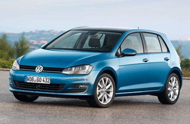VW Golf 7 a fost aleasa de jurnalistii europeni masina anului 2013