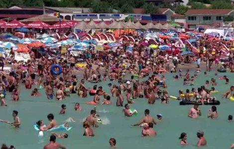 Culmea pandemiei: în Constanța sunt mai mulți turiști decât anul...