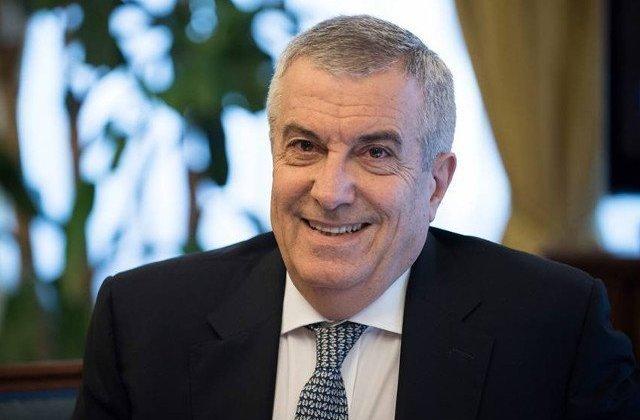 SURSE Tăriceanu intenționează să candideze pentru Primăria Capitalei. ALDE a validat decizia