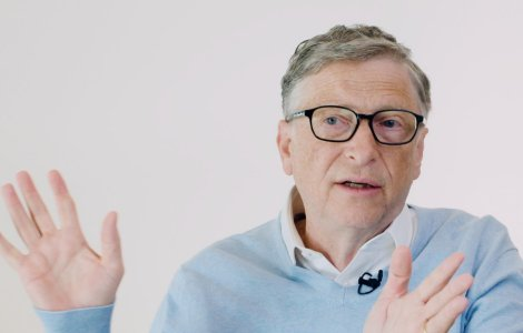 Bill Gates: Schimbările climatice vor fi mai periculoase decât...