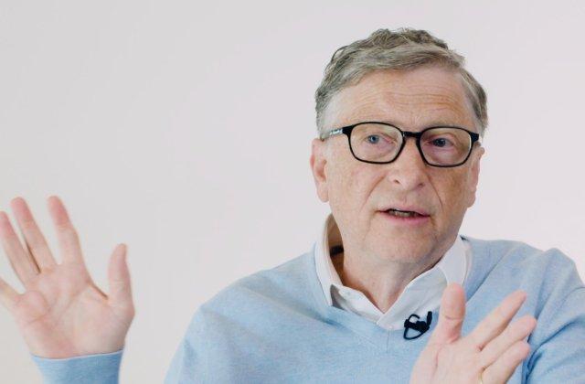 Bill Gates: Schimbările climatice vor fi mai periculoase decât pandemia